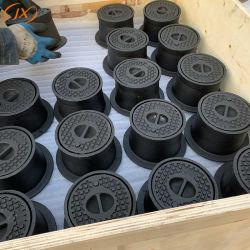 Boîte de fonte ductile de surface pour l'usine de gros de matériel de la ville