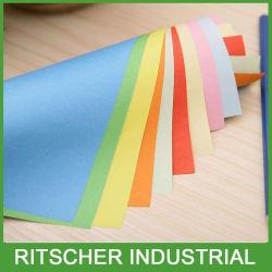 Cancelleria della carta da stampa della m/c della fotocopia del documento di colore di formato della lettera di A3 A4