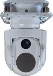 Electro Optical Sistema de monitoreo de cámaras de infrarrojos con doble sensor aerotransportado