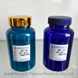 Usine conteneur en plastique PET/PEHD pilule/capsule/cosmetic/bouteille d'eau/emballage