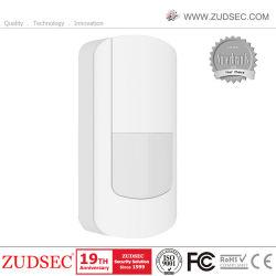Sensor do Detector de Movimentos PIR sem fios de alarme GSM Alerta Detector PIR
