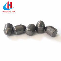 Venda por grosso de carboneto de tungsténio Mining Inserir/Button/Dentes para o carvão