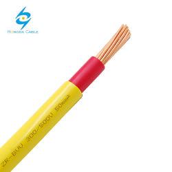 Gbt50235 2008 95 collegare elettrici industriali del fodero del PVC del cavo di rame