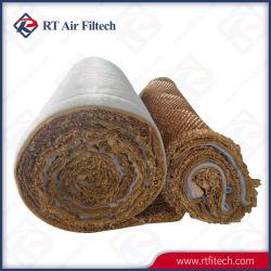 El 9 de múltiples capas de papel de filtro de pintura