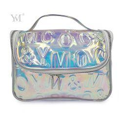 2020 Voyage Sac de cosmétiques Mode personnalisé matériau TPU Soft composent sac pour les femmes