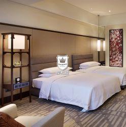 Mobilia antica della camera da letto dell'hotel del legname di stile cinese