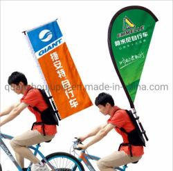 OEM Новый стиль отображения поощрения рюкзак флаг