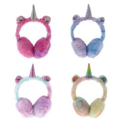 Симпатичные мягкие Unicorn теплой зимой пользуйтесь соответствующими средствами
