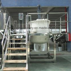 Полипропиленовая против агрессивных химических пластмассовый микшер смесительный бак для сильных кислот и щелочей