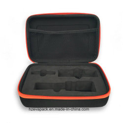 EVA durable Boîte à outils avec mousse coupe-