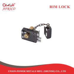 Felgen-Verschluss mit innere Sicherheitskontrolle-sicherem Tür-Verschluss und Ketten-Verschluss