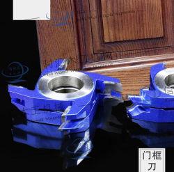 Производители питания карбида вольфрама рамы двери вращающиеся ножи, ножи, пользовательские Деревообработка рамы вращающиеся, специальные наборы двери могут быть настроены