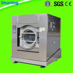 50kg, 100kg totalmente automático Industrial Comercial Extractor de arandela de inclinación de la máquina para lavar el equipo de Hotel y el Hospital de uso