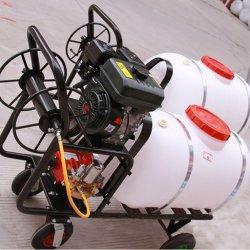 Опрыскиватель пестицидов в сельском хозяйстве тележки типа бензина рюкзак мощность опрыскивателя
