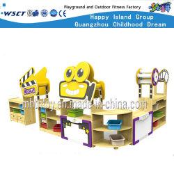 دور الأطفال الخشبية لعب الرف الخشبي للأطفال (HC-2401-1C)