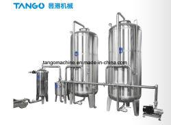 RO Sistema de tratamiento de agua potable para la planta de agua embotellado
