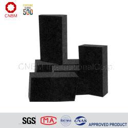 Alta qualità e temperatura del mattone refrattario del carbonio della magnesia resistenti