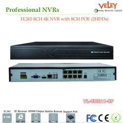 PoE NVR Recorder DVR telecamere TVCC fornitori di videoregistratori digitali