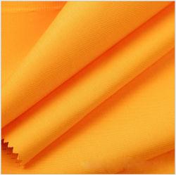 Alta Atpv 9.4Cal 7oz-9oz laranja tecido retardante de fogo de nylon de algodão