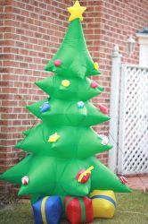 Weihnachtsaufblasbares Baum-Geschenk 2020