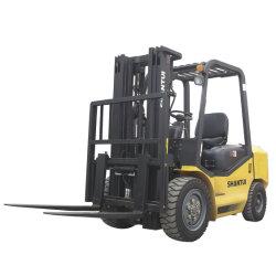 China-Fabrik Shantui 1/1.5/2/3/4.5/5 Tonnen-Diesel-/elektrischer Gabelstapler