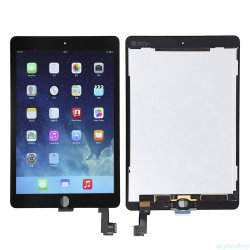Affichage LCD à écran tactile de l'air d'assemblage du numériseur pour iPad 2