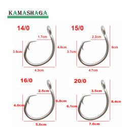 高品質39960のステンレス鋼のマグロの円の採取ホック、Vmcホック、Mustadのホック、所有者、Bkk