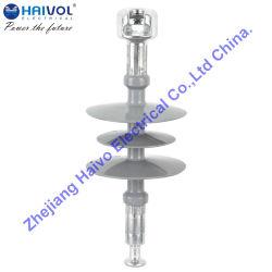 Isolateurs de composite de type Longrod suspension pendant plus de ligne de tête