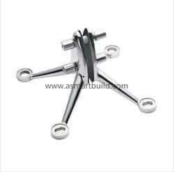 Ragno dell'aletta dell'acciaio inossidabile 304 di serie di L250d che misura il hardware di /Glass per la parete di vetro di sostegno del punto