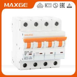1-4h-63p de EPB 0.5A-636ka disyuntor miniatura eléctricos con certificación VDE Kema