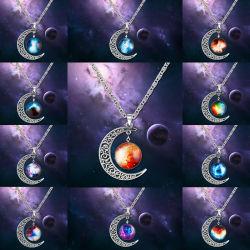 Ожерелья подвесной моды корейского украшения дешевых сплавов драгоценных камней подвесной ожерелья