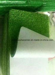 protección del medio ambiente de respaldo de hierba artificial antideslizante de caucho con Nylon, polipropileno o Material Polyeaster suelos de moqueta o alfombra de coche