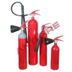 ISO標準の二酸化炭素の消火器