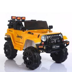 Control remoto de la batería de coche para niños de la conducción del bebé