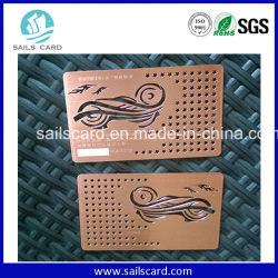 Geätzte Metallkarten/Special Metal Business Card