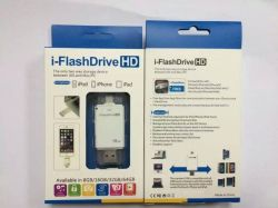 8GB 16GB 32 GB 64 GB USB OTG Iflash Drive HD para iPhone