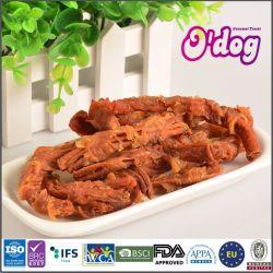 Canard Hotsale Odog enrouler les bandes de carotte pour le PET des collations