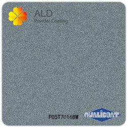 P05T70168m China Fabricante epóxi de qualidade de textura metálica de poliéster Revestimento a pó