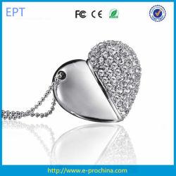 مجوهرات قلب شكل [أوسب] ذاكرة عصا ([إس566])