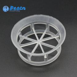 25mm 38mm 50mm 76mm en plastique pour l'anneau Cascade mini tour chimique de l'emballage