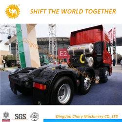 Высокое качество Shacman СПГ/СПГ F3000 6*4 погрузчика на тракторе