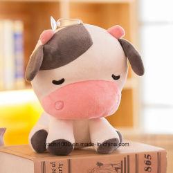 Custom Kids Toy Stuff Vaca em peluche