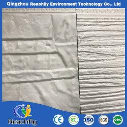 Nouveau matériau rigide organiques Mosaïque Panneaux d'isolation en mousse PU composite en aluminium