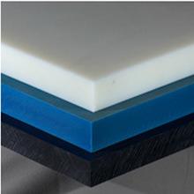 Foglio in PE nero/foglio in HDPE per uso chimico