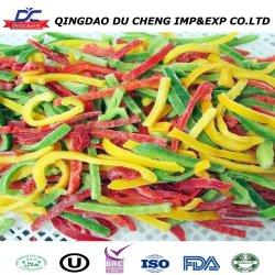 Замороженные овощи замороженные зеленого болгарского перца чили