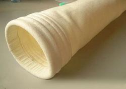 Fms Needled tela fieltro Bolsa de Filtro colector de polvo del filtro de gas en acero, la Metalurgia Factory