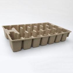 Faserpulp-geformte Produkte für die Verpackung von elektronischen Artikeln