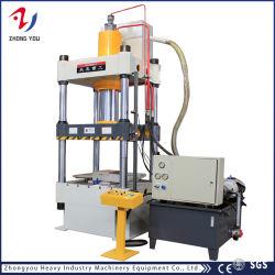 Zhongyou 100 Ton/150 Ton/160 Ton/200 톤 4 깊은 그림 Bening /Metal 돋을새김을%s 유압 찬 최신 압박 기계를 형성하는 Colum/4 기둥 자동적인 금속