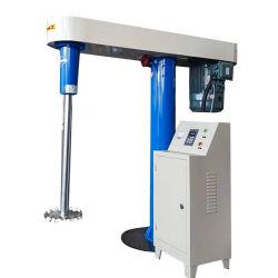 1000L Stand disperser à haute vitesse pour la peinture de mélangeur de liquides alimentaires