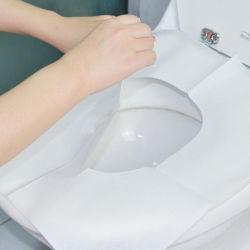 Biodegradierbarer Papiertoiletten-Sitzwegwerfdeckel